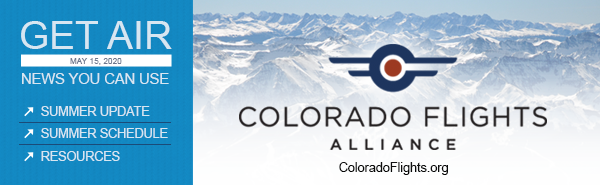 2020 Telluride Summer Flight Schedule